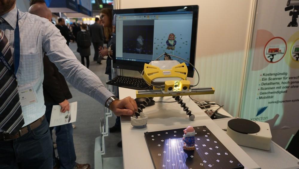 Обзор с выставки 3D-технологий Formnext 2015 - 41