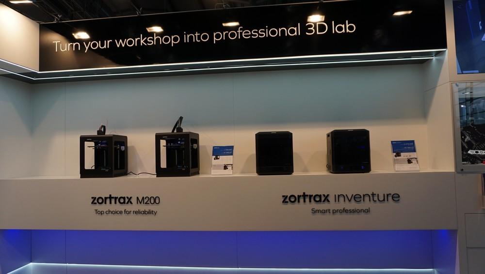 Обзор с выставки 3D-технологий Formnext 2015 - 49