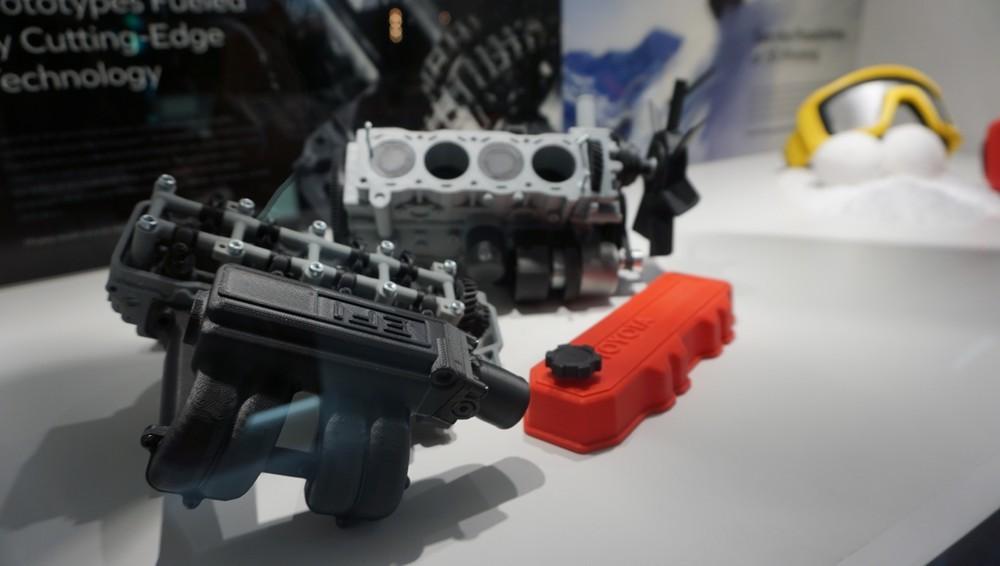 Обзор с выставки 3D-технологий Formnext 2015 - 50