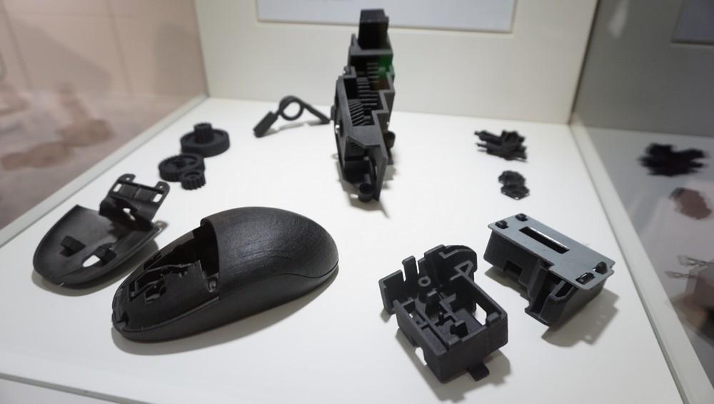 Обзор с выставки 3D-технологий Formnext 2015 - 52