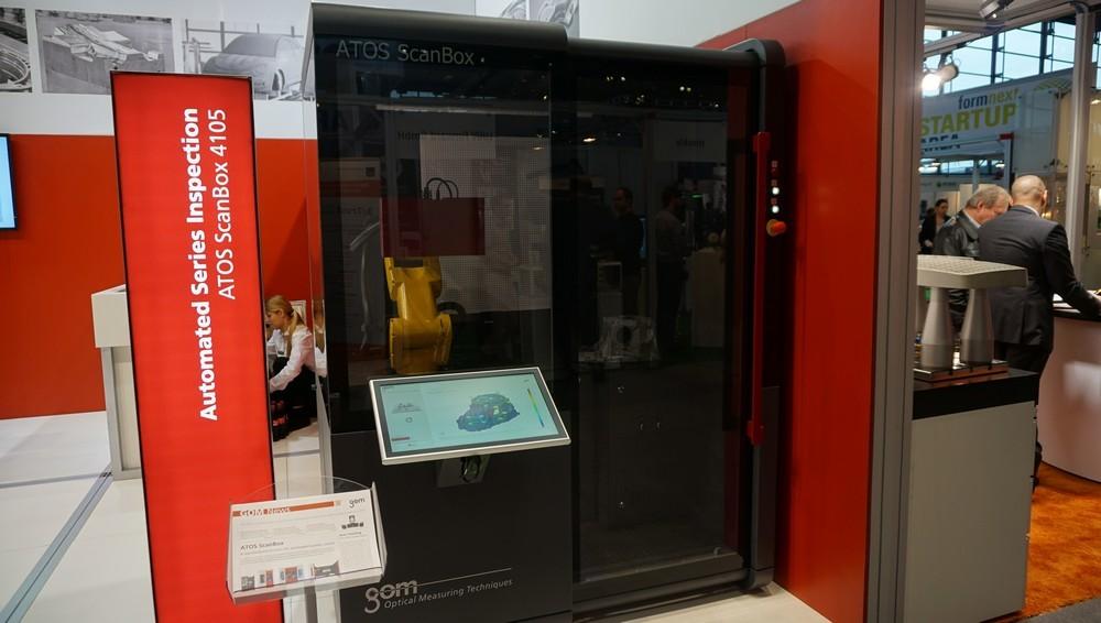 Обзор с выставки 3D-технологий Formnext 2015 - 54