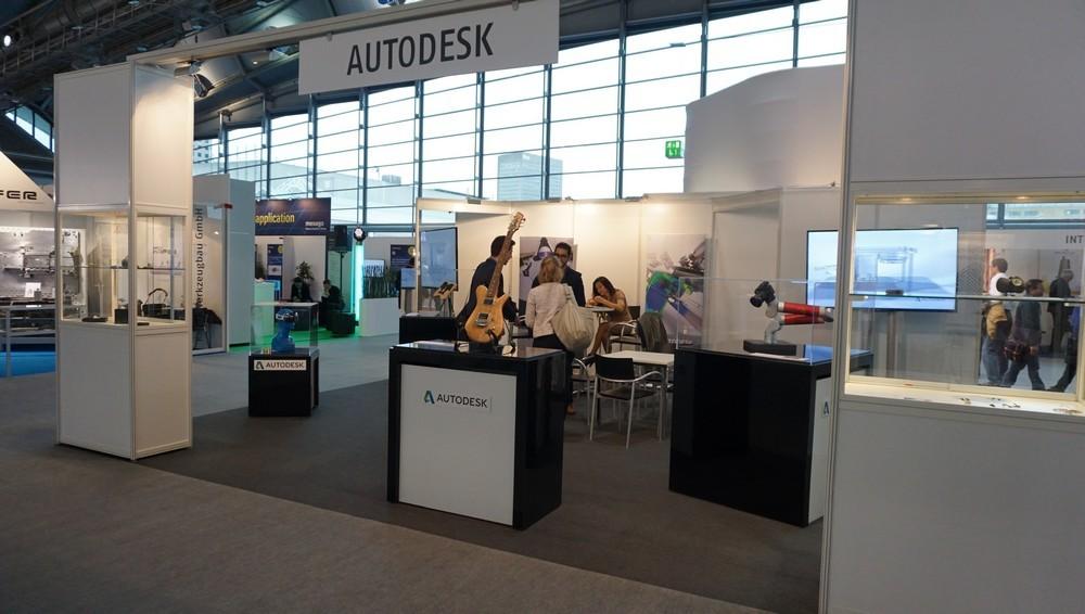 Обзор с выставки 3D-технологий Formnext 2015 - 55