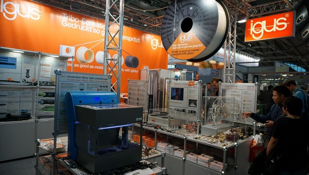 Обзор с выставки 3D-технологий Formnext 2015 - 56