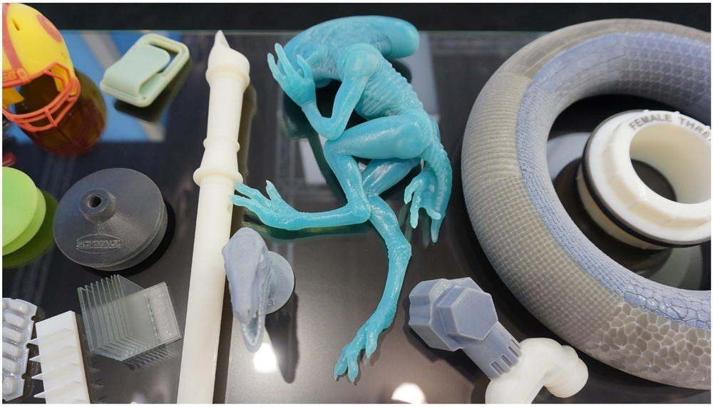 Обзор с выставки 3D-технологий Formnext 2015 - 64