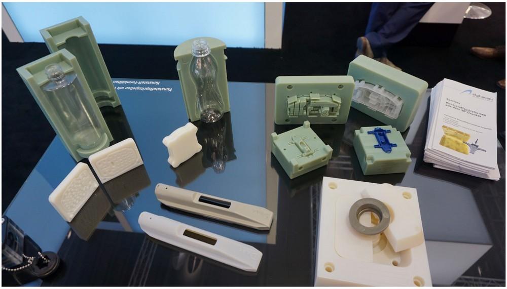 Обзор с выставки 3D-технологий Formnext 2015 - 65