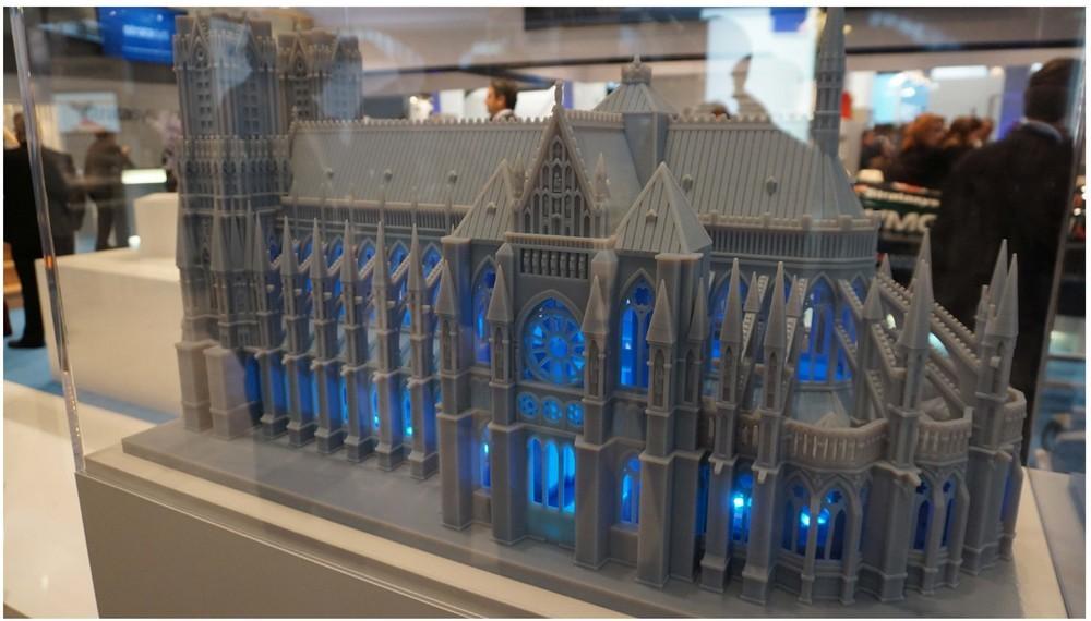 Обзор с выставки 3D-технологий Formnext 2015 - 70