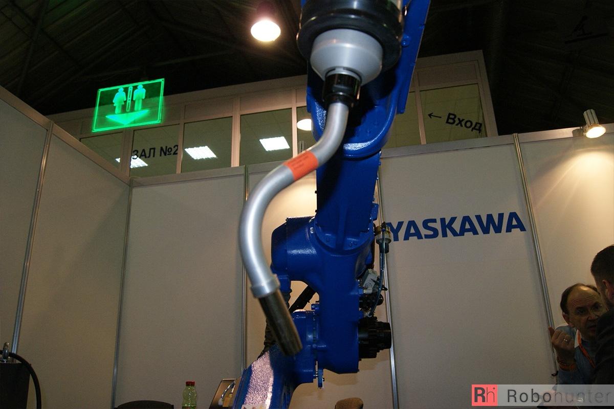 Обзор третьей международной выставки Robotics Expo 2015 в Москве - 12