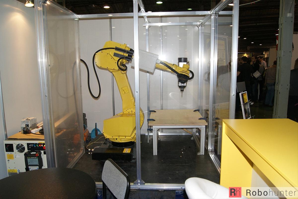 Обзор третьей международной выставки Robotics Expo 2015 в Москве - 14