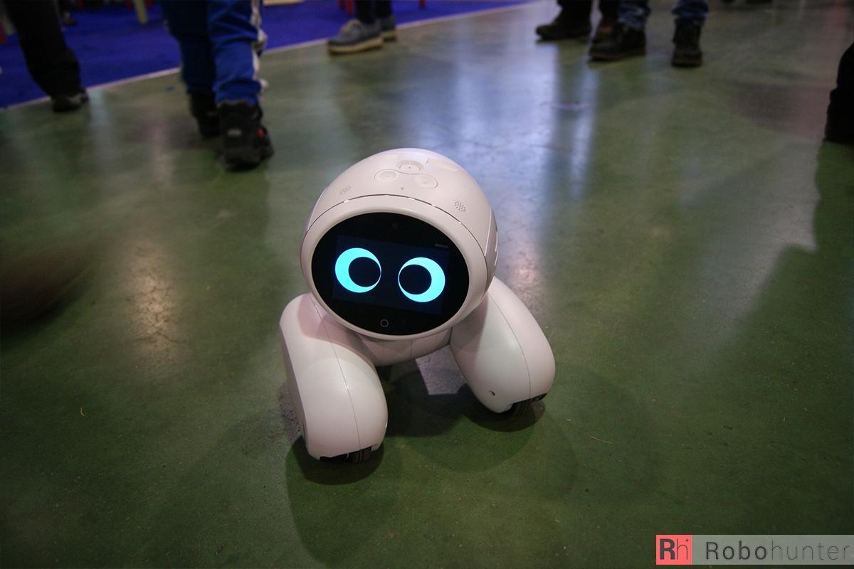 Обзор третьей международной выставки Robotics Expo 2015 в Москве - 19