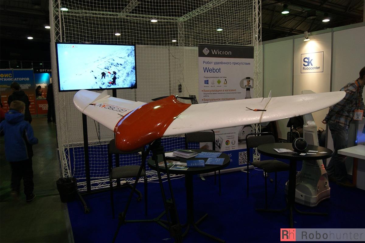 Обзор третьей международной выставки Robotics Expo 2015 в Москве - 27