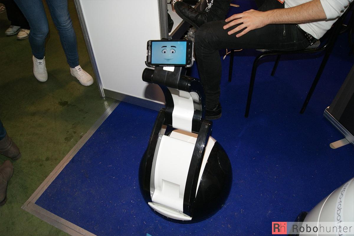 Обзор третьей международной выставки Robotics Expo 2015 в Москве - 41