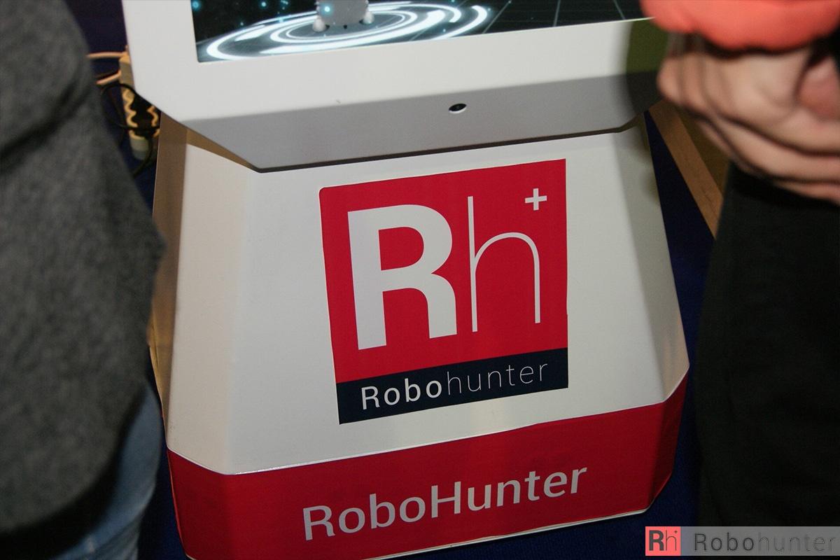 Обзор третьей международной выставки Robotics Expo 2015 в Москве - 44
