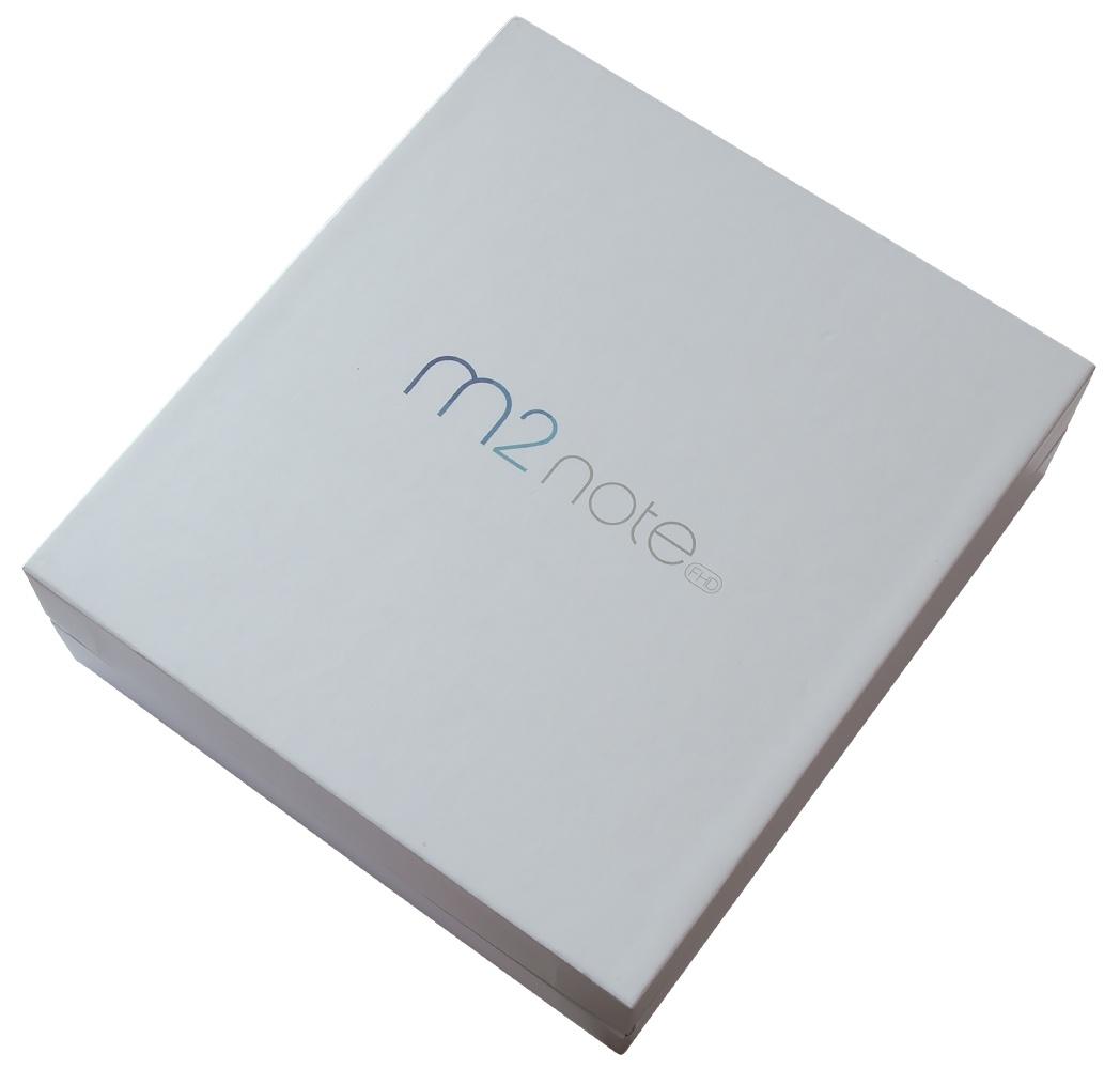 Рассматриваем крупный не флагман — Meizu M2 Note - 2