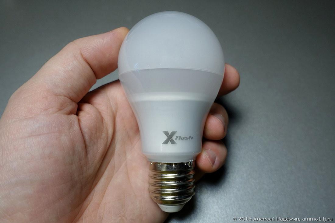 Умные лампочки X-Flash - 3
