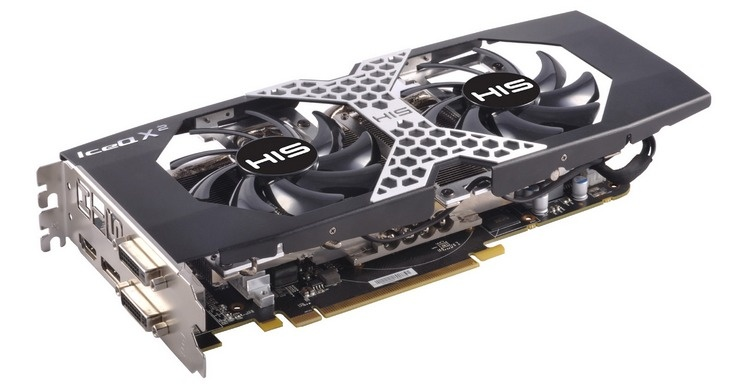 HIS представила 3D-карты R9 380X IceQ X2 OC и R9 380X IceQ X2 Turbo