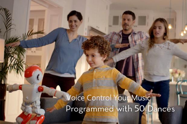 ALPHA 2 — интерактивный робот-гуманоид для семьи - 8