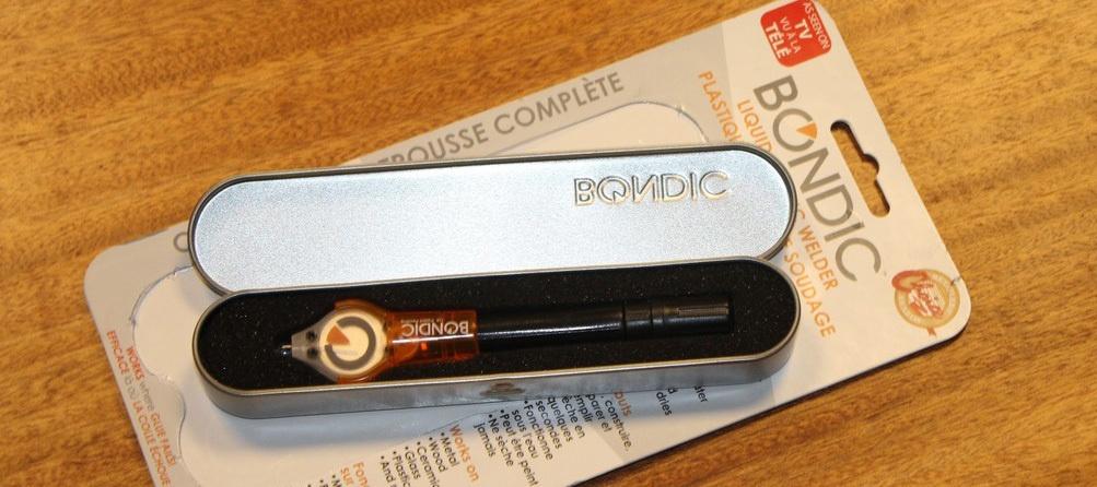Bondic — светоотверждаемый пластик для мелкого ремонта - 2