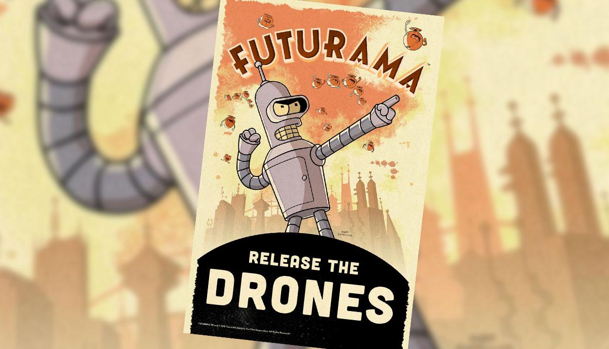 Futurama возвращается в виде мобильной игры - 1