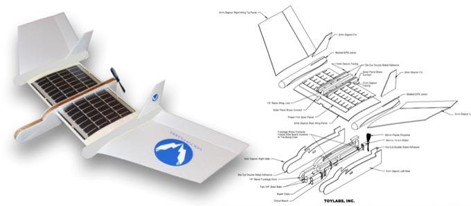 По мнению создателей, Volta Flyer способствует развитию интереса к техническому творчеству