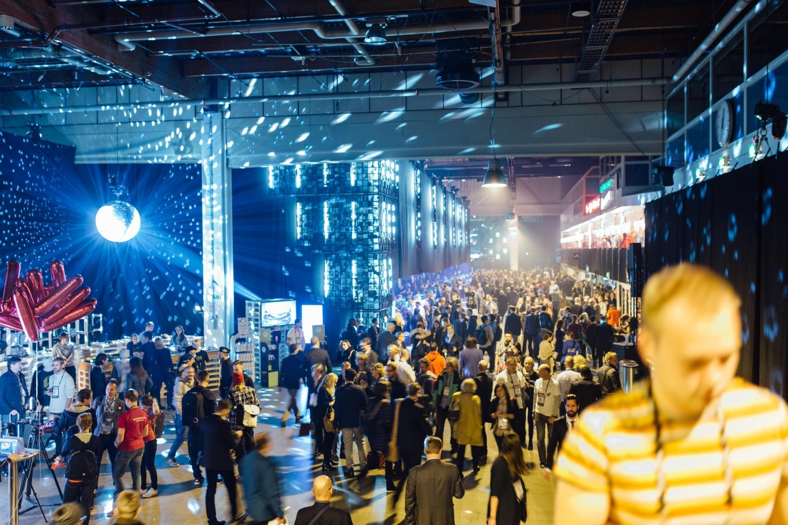 Как мы участвовали в Slush 2015 (Хельсинки) - 2