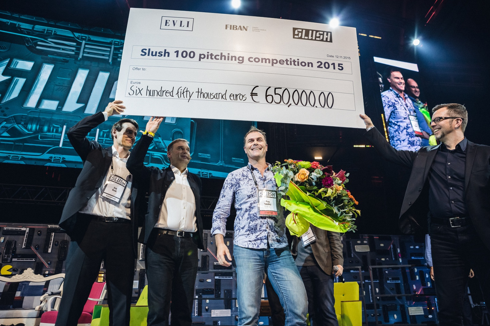 Как мы участвовали в Slush 2015 (Хельсинки) - 8