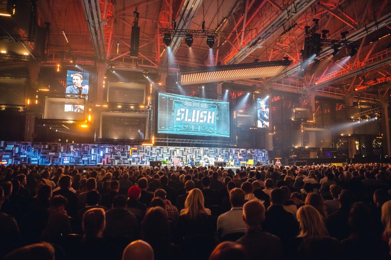 Как мы участвовали в Slush 2015 (Хельсинки) - 1