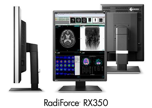 Монитор Eizo RadiForce RX350 имеет соотношение сторон 3:4