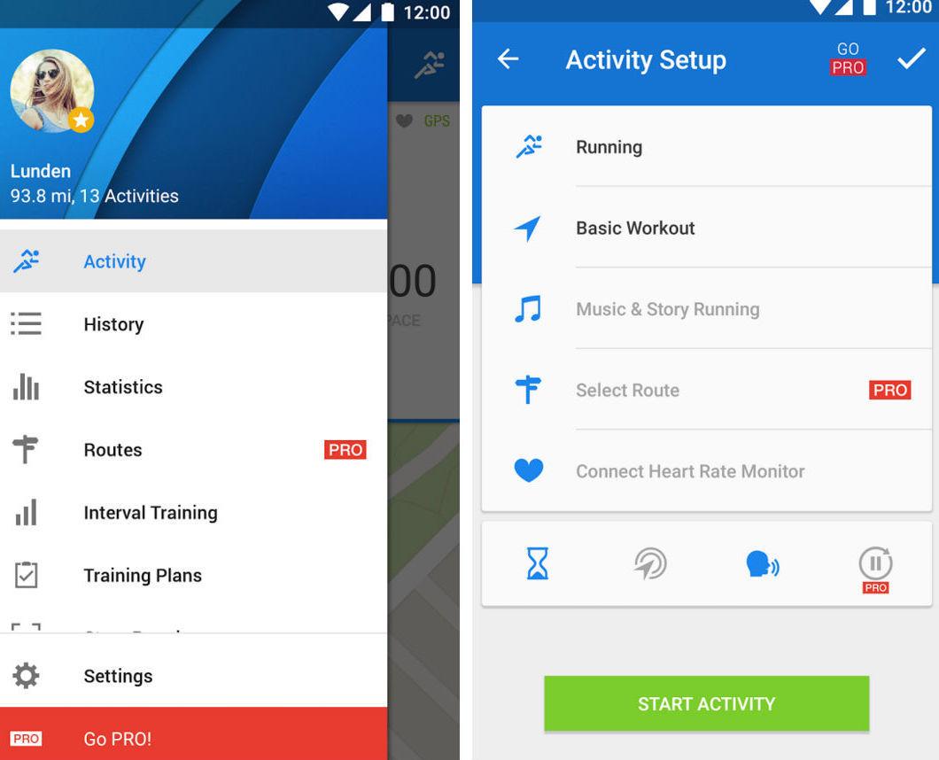 Приложения, которые отправляют статистику в Google Fit - 4