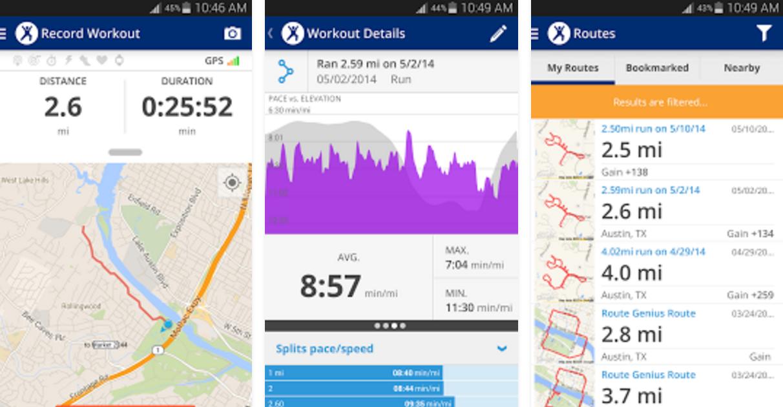 Приложения, которые отправляют статистику в Google Fit - 9