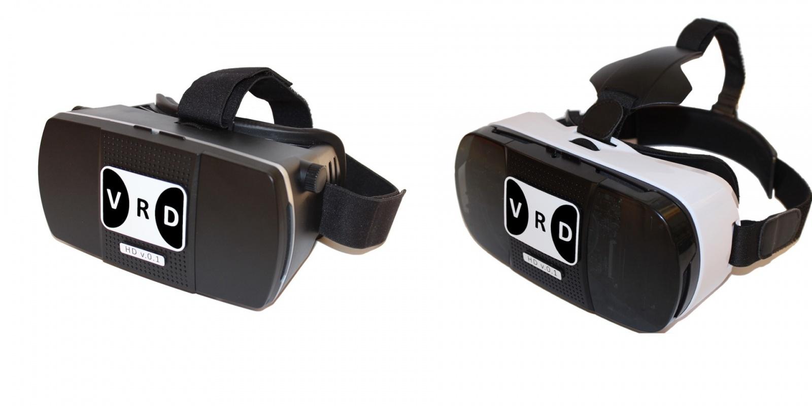 Шлем VRD догоняет Oculus Rift DK2 - 2