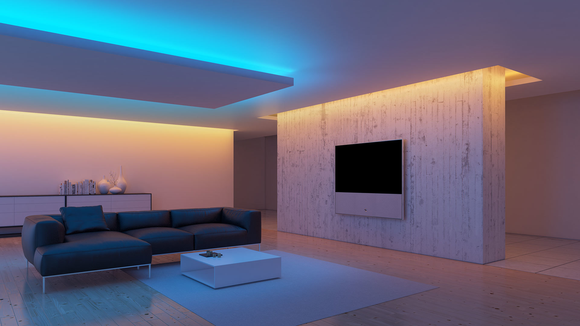 Светодиодная лента и другие виды освещения - 3