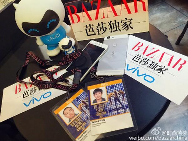 Смартфон Vivo X6 получит дактилоскоп