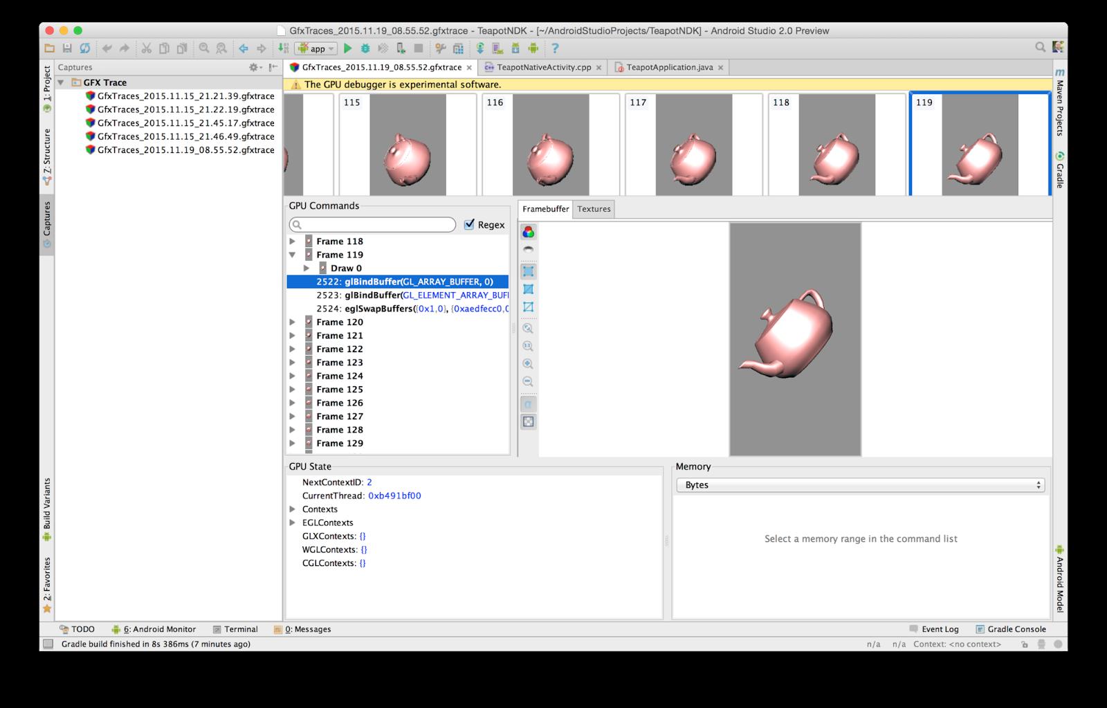 Вышла среда разработки Android Studio 2.0 (preview) - 3