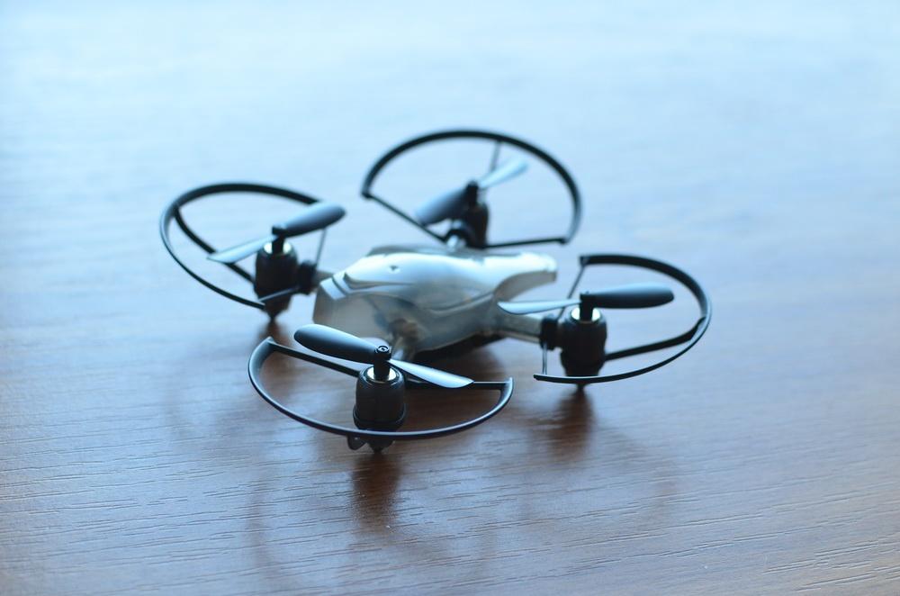 Южнокорейская революция на рынке мини-дронов. Обзор первого в мире боевого дрона — квадрокоптера Byrobot Drone Fighter - 16