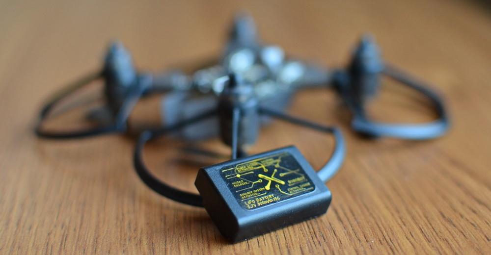 Южнокорейская революция на рынке мини-дронов. Обзор первого в мире боевого дрона — квадрокоптера Byrobot Drone Fighter - 26