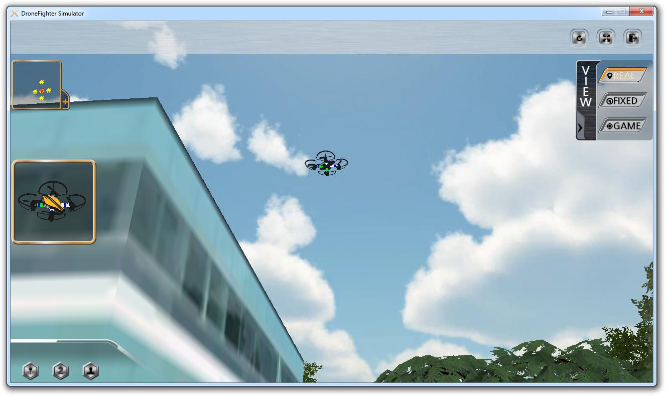 Южнокорейская революция на рынке мини-дронов. Обзор первого в мире боевого дрона — квадрокоптера Byrobot Drone Fighter - 9