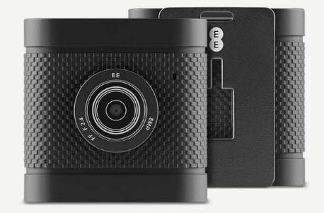 Экшн-камера 4GEE Capture Cam поступила в продажу по цене от £130