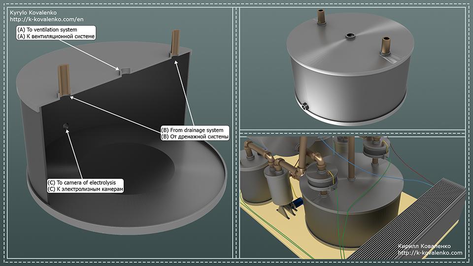 Персональный водородный накопитель (концепт) - 10