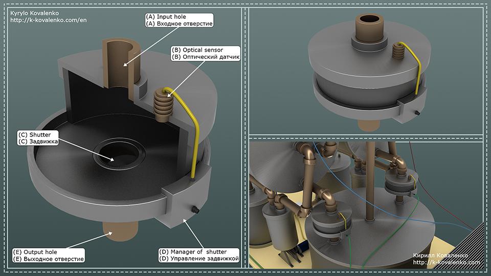 Персональный водородный накопитель (концепт) - 9