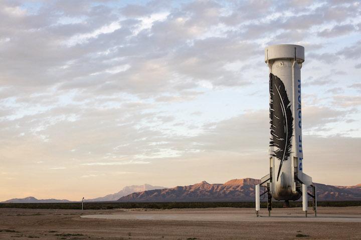 Почему нельзя сравнивать космические аппараты New Shepard и Falcon 9 - 3