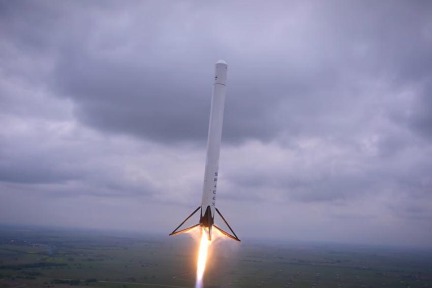 Почему нельзя сравнивать космические аппараты New Shepard и Falcon 9 - 1
