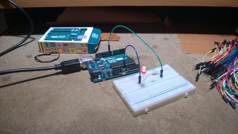 Система автоматического управления аквариумом на Arduino - 2