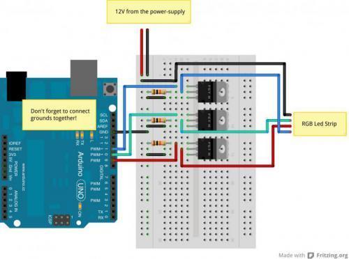 Система автоматического управления аквариумом на Arduino - 3