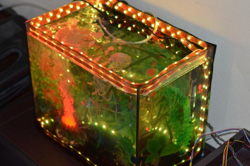 Система автоматического управления аквариумом на Arduino - 5