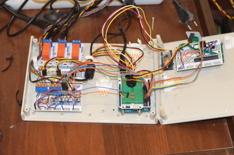 Система автоматического управления аквариумом на Arduino - 6