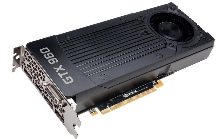 В начале года можно ожидать анонса карты GeForce GTX 960 Ti