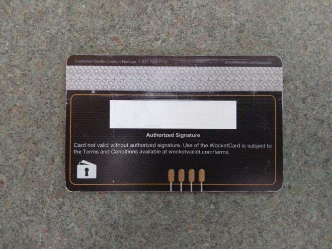 Wocket Wallet — безопасный цифровой кошелек и единая кредитная карта - 2