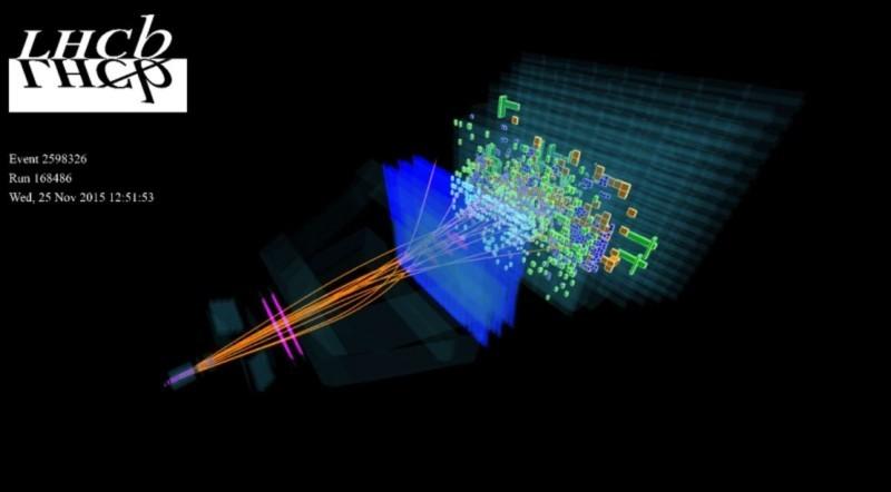 БАК поставил новый рекорд энергии и воссоздал первые моменты после Большого взрыва - 3