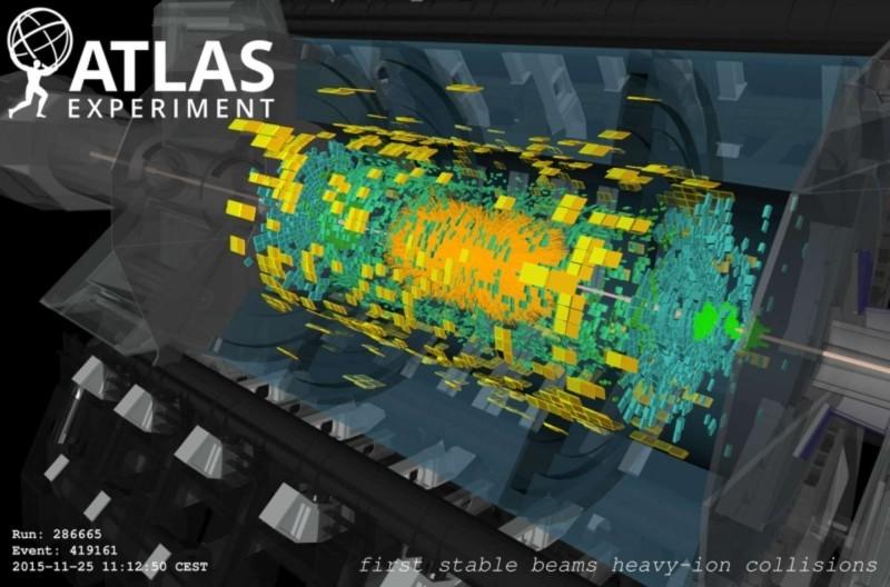 БАК поставил новый рекорд энергии и воссоздал первые моменты после Большого взрыва - 4