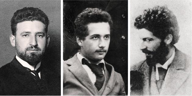 Сто лет общей теории относительности. Кто помогал Эйнштейну - 1